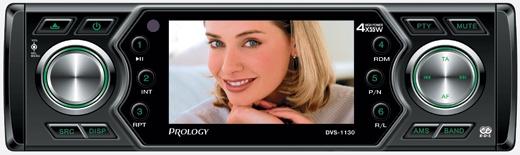 PROLOGY DVS-1130 B/G