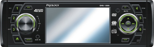 PROLOGY DVS-1350 B/G