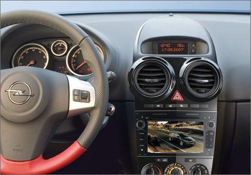 Phantom DVM-1200G HD( Opel Astra)