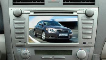 Phantom DVM-1700G new+GPS (Toyota Camry)