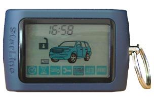 Комплекс для защиты внедорожников StarLine D94 GSM Slave