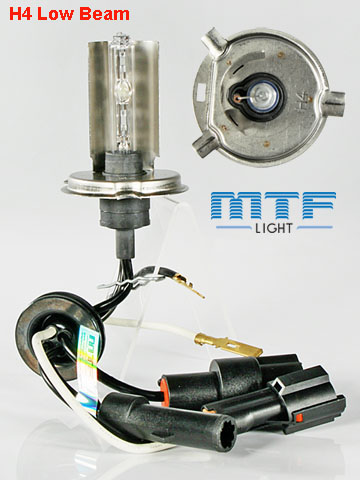 Лампа H-4  MTF