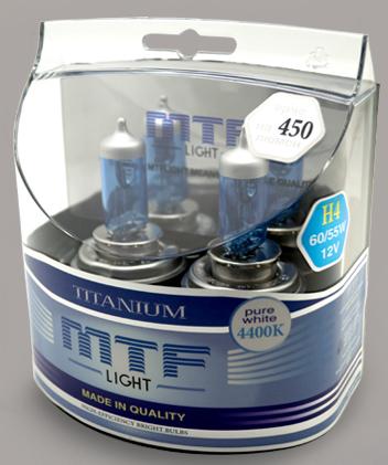 Лампа MTF Titanium