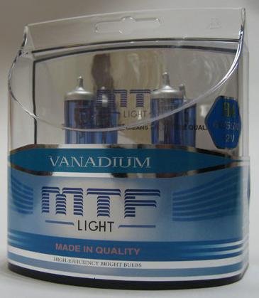 Лампа MTF Vanadium