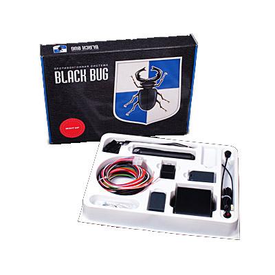 BLACK BUG BT-72 W