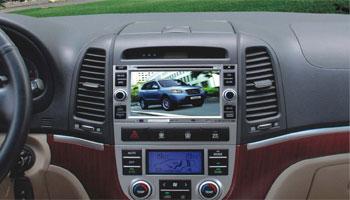 Phantom DVM-1317G+GPS ( Hyundai Santa Fe)