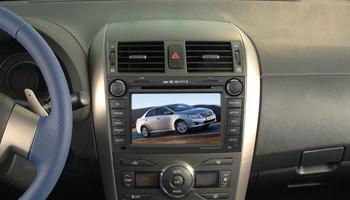 Phantom DVM-1733G+GPS (Toyota Corolla)