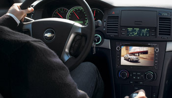 Phantom DVM-3028G+GPS (Chevrolet Captiva,Aveo)