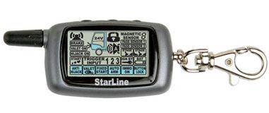 StarLine 24 V ж/к