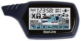 StarLine A61 ж/к