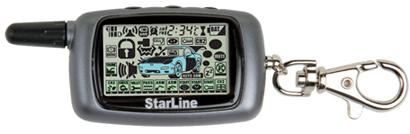 StarLine A9 ж/к