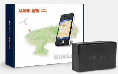 StarLine M15 Эко