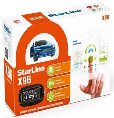 StarLine X96
