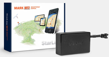 Starline M17 GPS маяк