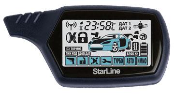 StarLine B6 Dialog (A61) ж/к