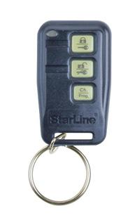 StarLine C9 без дисплея