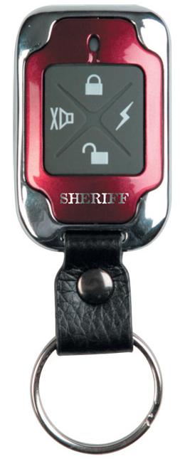 SHERIFF APS-35 PRO Ruby
