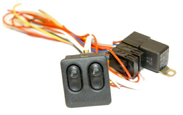 Кнопки подогрева сидений ВАЗ-2110 (2шт.)