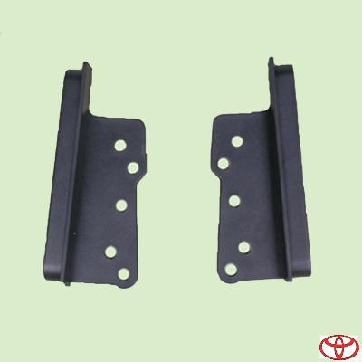 "Рамка вставки Toyota 2din (""уши"")"