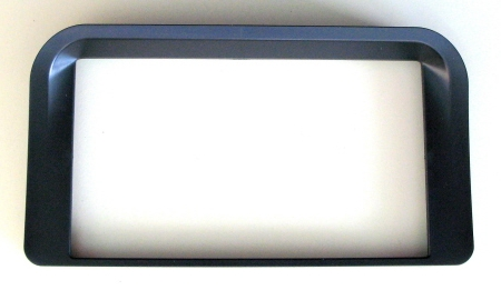 Рамка на панель Toyota Land Cruiser 100 (б)